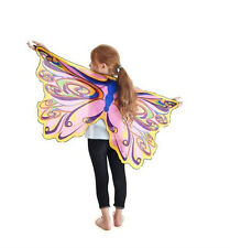 Wings or Mask Dress Up Dance Pretend Play Bat Dragon Butterfly Fairy Sparkle