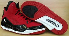 [629877-601] MEN'S AIR JORDAN SC-3 FLIGHT GYM RED / WHITE-BLACK 2014 SZ 8.5-13