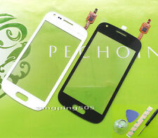 C-For Samsung Galaxy S Duos GT-S7562 S7560 Touch Screen Digitizer Glass+Tracking