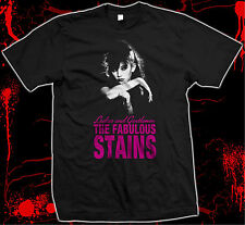 Ladies and Gentleman the Fabulous Stains - punk - 100% cotton t-shirt