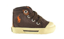 Polo Ralph Lauren Orman Infant Shoes Chocolate 26418