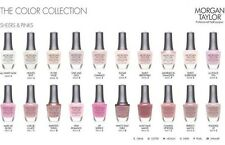 Morgan Taylor Professional Nail Lacquer *Choose your Color! Pack 1 Polish