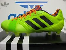 NEW ADIDAS Nitrocharge 1.0 TRX FG Samba Pack Men's Cleats - Slime/Black  F32770