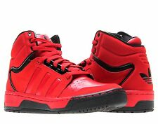 Mens Adidas Originals Conductor Sneakers New, Red G99950 Attitude Consortium