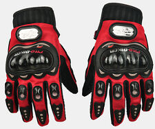 Pro-biker Summer Full Finger Motorcycle Motocross Racing Cycling Sport Gloves XL