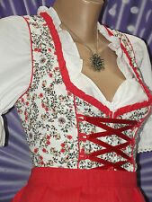 1249-3 pc German Dirndl Dress size:4,6,8,10,12,14,16,18,20,22