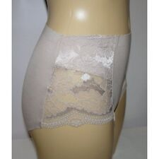 faMouS Store Lace Panel Firm Control Pants Knickers