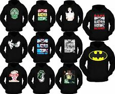 WEED STYLE HOODIE PULLOVER ROLLING SMOKING & BATMAN HANDS POT MILEY ALL SIZE