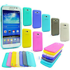 Ultra thin Soft TPU Silicone Rubber Case Cover for Samsung Galaxy Grand 2 G7106