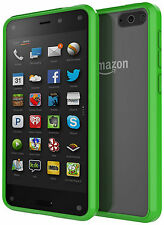 Slim-Fit Transparent TPU + PC Clear Case for Amazon Fire Phone (Assorted Colors)