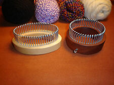 Extra Fine Gauge Sock Knitting Loom - sizes for baby child kids  Cottage Looms