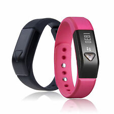Smart Wrist Band Bluetooth Sports Health Bracelet Pedometers for Android Phones