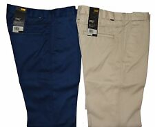 LEVI'S MEN'S 844 STA-PREST TAPERED TROUSERS DRESS BLUES AND BEIGES NWT