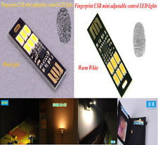 New Brand MINI Touch Switch USB mobile power camping lamp LED night light lamp L