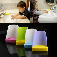 Faucet Extender For Helps Toddler Kids Hand Washing in Bathroom Sink 4 Colors