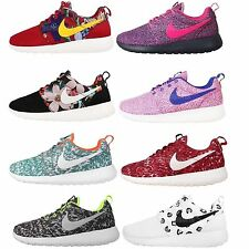 Nike Wmns Rosherun Print NSW 2014 Womens Casual Running Shoes Sneakers Pick 1