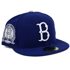 BROOKLYN DODGERS Patched Team Fitted  Hat
