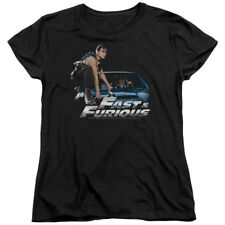 The Fast And The Furious Action Drive Movie Car Ride Women's T-Shirt Tee