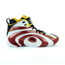 Reebok Shaqnosis MIAMI HEAT (Black/Nuclear Yellow/Red/White) Men's Shoes V51849