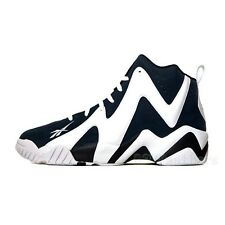 Reebok Kamikaze ii 2 Mid (ATHLETIC NAVY/WHITE) Men's Shoes SZ (6.5-15) V61031