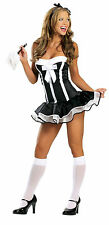 French Maid Costume Maid Halloween Costume Role Play Outfit Roma 1305