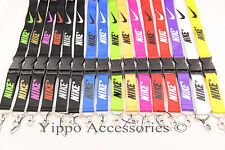 NEW Nike Lanyard,Keychain,Cell Phone, ID Badge Holder Necklace USA Seller