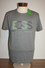 NWT Hugo Boss Authentic T-Shirt Green Label 100% Cotton