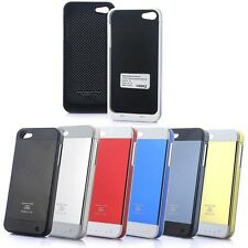 3500mAh For Apple iPhone 5 5S Backup Battery Charger Case External Power Bank