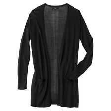 Mossimo® Petites Long-Sleeve Cardigan Sweater - Assorted Colors
