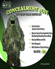 3 PC GHILLIE SUIT