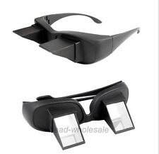 Creative Lazy Horizontal Glasses Reading TV Sit View Glasses Lie Down On Bed.