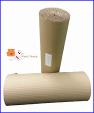 750mm CORRUGATED CARDBOARD PAPER ROLLS FREE DELIVERY 24H!!!