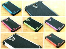 Impact Armor Hybrid Rugged Hard Case Cover for Samsung Galaxy Mega 6.3 i9200