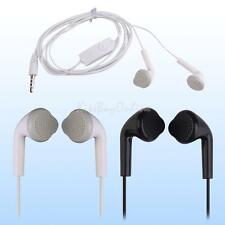 K1BO New Hot Universal 3.5mm SY-13 In-ear Hands-free Headset Earphone with Mic