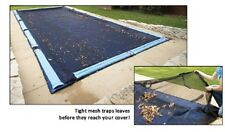 Arctic Armor In Ground Swimming Pool Mesh Leaf Nets - FREE SHIPPING