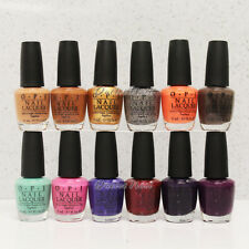 OPI Nail Lacquer Polish NORDIC COLLECTION Fall Winter Color Shade 2014  Pick ONE
