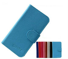 New PU Slim Wallet Card Leather Case for Alcatel One Touch S Pop OT-4030 4030D