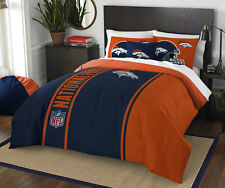 NFL Full Bed Comforter (Embroidered) with Shams**  More Teams** Free Ship*