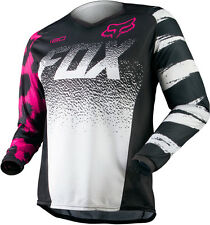 Fox Racing 2015 Womens 180 Jersey Black/Pink