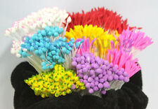 60pcs.(120 head) Flower Stamen, Pollen Flower for Handmade Flowers, Cards