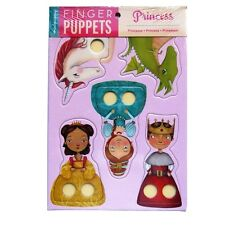 Tell a Story Finger Puppets - 5 Characters - 4 Themes to Choose From