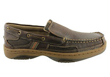 SLATTERS MENS CAPTAIN SMART CASUAL LEATHER SHOES/SLIP ON/LOAFERS/COMFORT ON EBAY