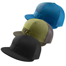 New 2014 Nike Graphic Flat Bill Snapback Golf Hat - Multiple Sizes & Colors
