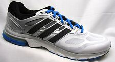 Adidas Supernova Sequence 6 Running Shoes White/Black/Blue Mens
