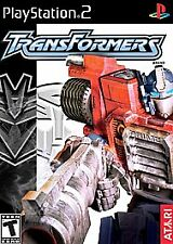 Transformers Playstation 2 PS2 *Complete with case+manual