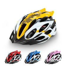 4 Color Visor New Ladies Mens Safety Road Mountain Bicycle Cycling Bikes Helmets
