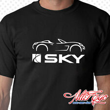 Saturn Sky T-Shirt, GM. Kappa, Roadster, Racing, USDM, Muscle ,Choose Color