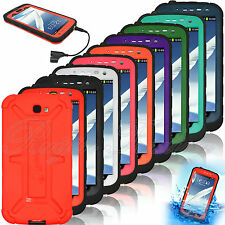 Durable Waterproof Shockproof Hard Case Cover For Samsung Galaxy Note 2 II N7100