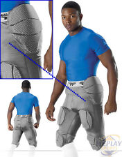 Alleson Athletic Adult Size 7-Pad Integrated Football Girdle Adult Sizes S - 4XL