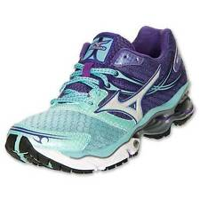 Mizuno Wave Creation 14 Women's Running Shoes Aruba Blue/White/Ultraviolet